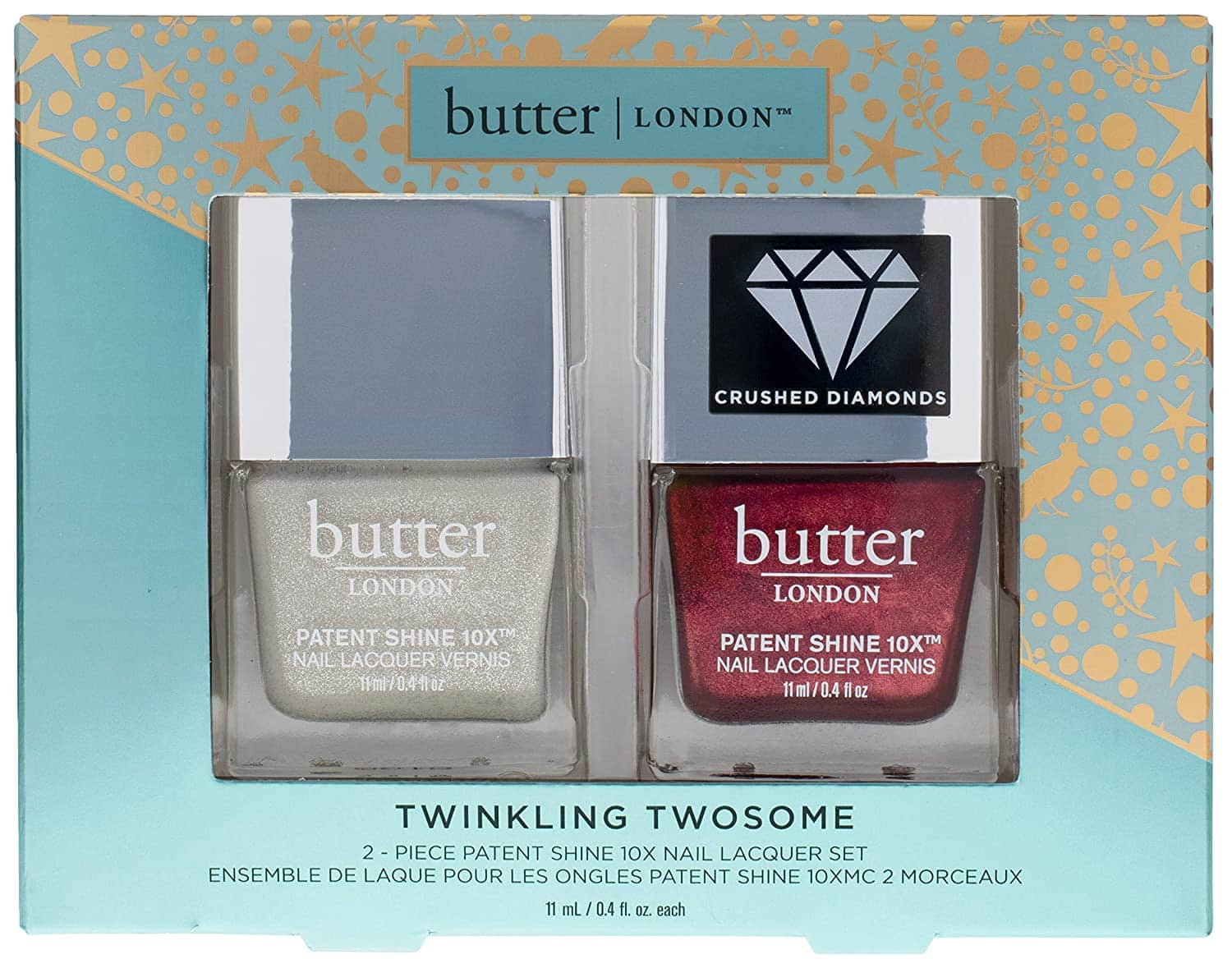 Butter LONDON Holiday