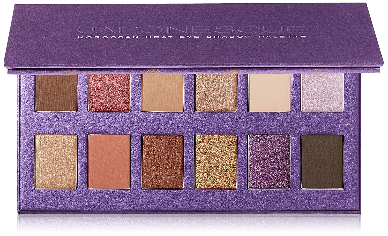 JAPONESQUE Moroccan Heat Eye Shadow Palette