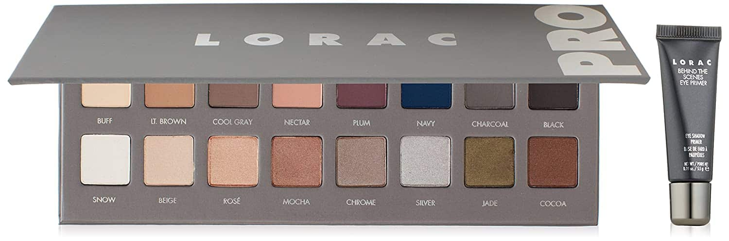 LORAC PRO Palette 2 Eye Shadow Kit