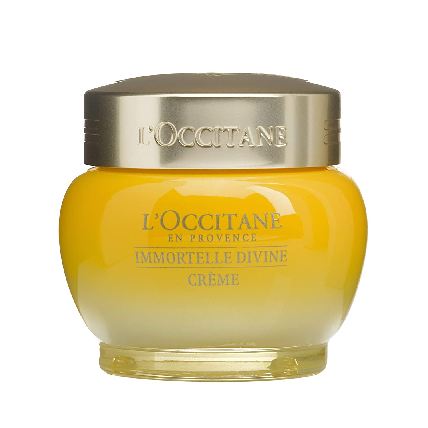 L'Occitane Anti-Aging Divine Cream for a Youthful and Radiant Glow