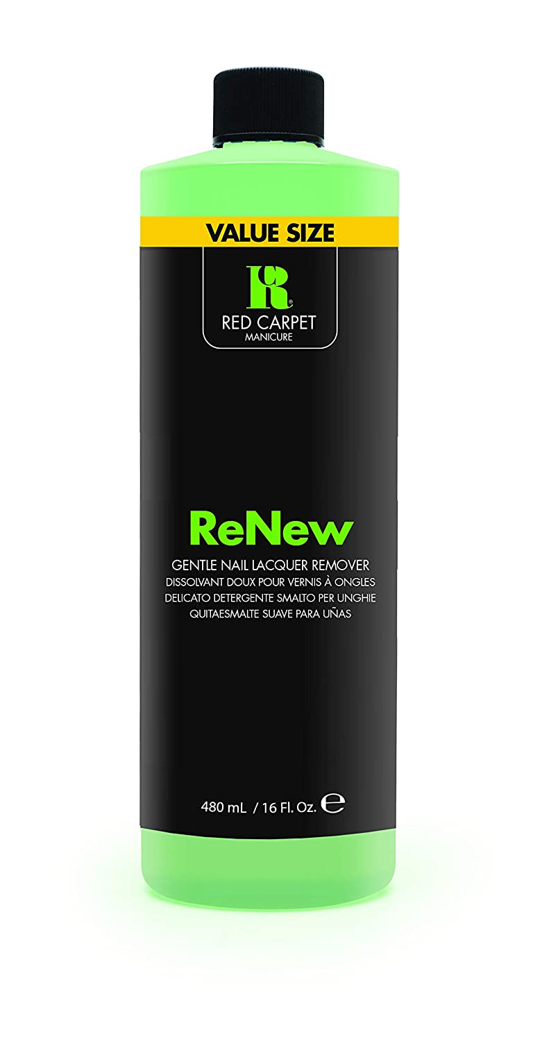 RC Red Carpet Manicure ReNew Gentle Nail Polish Remover