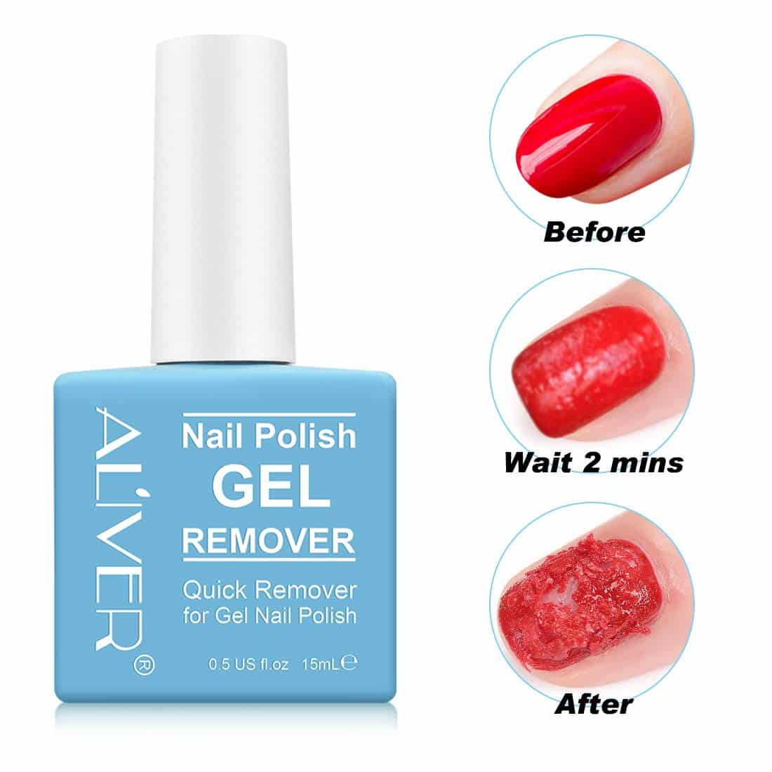 Sefudun Magic Nail Polish Remover