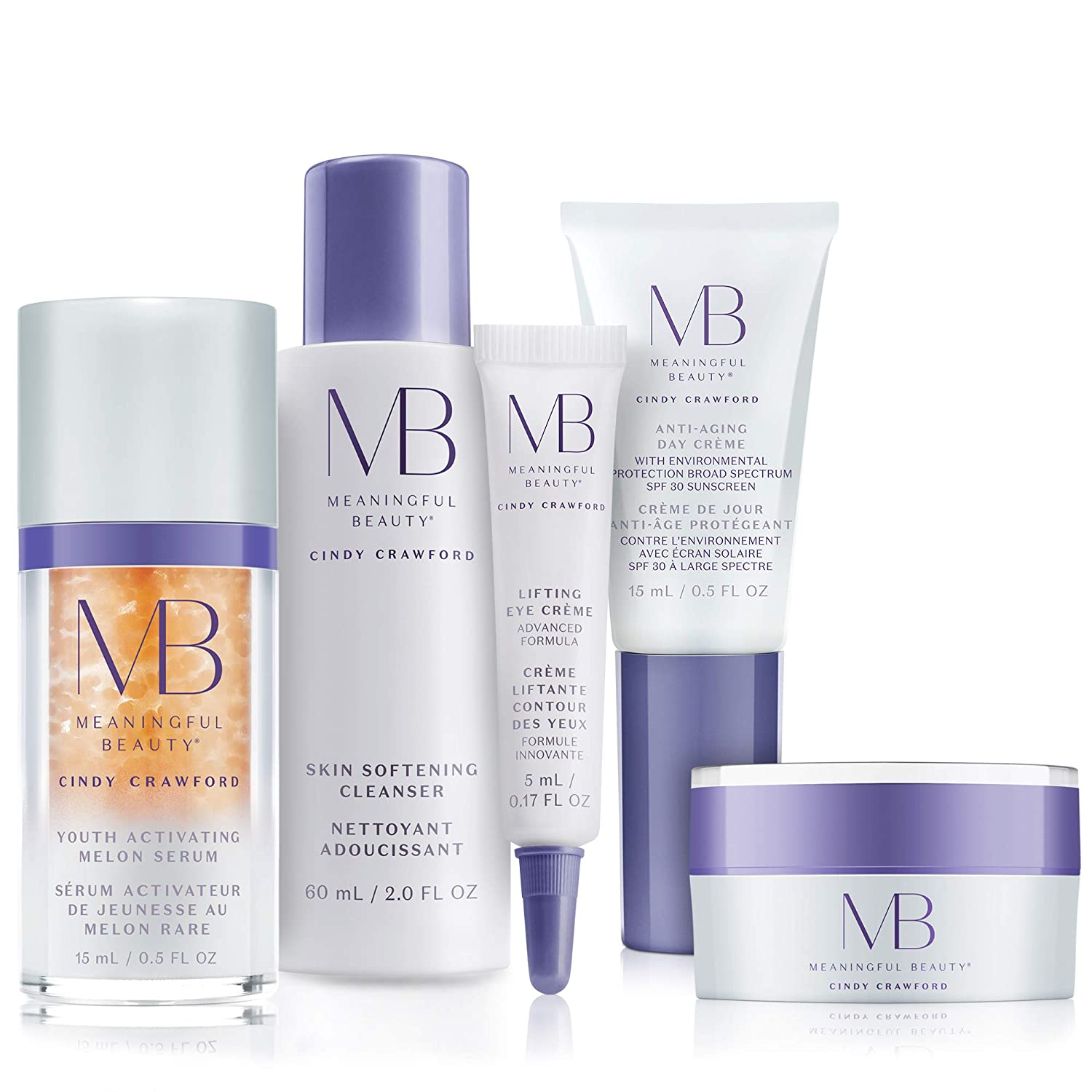 Meaningful Beauty 5-Piece Skincare Set