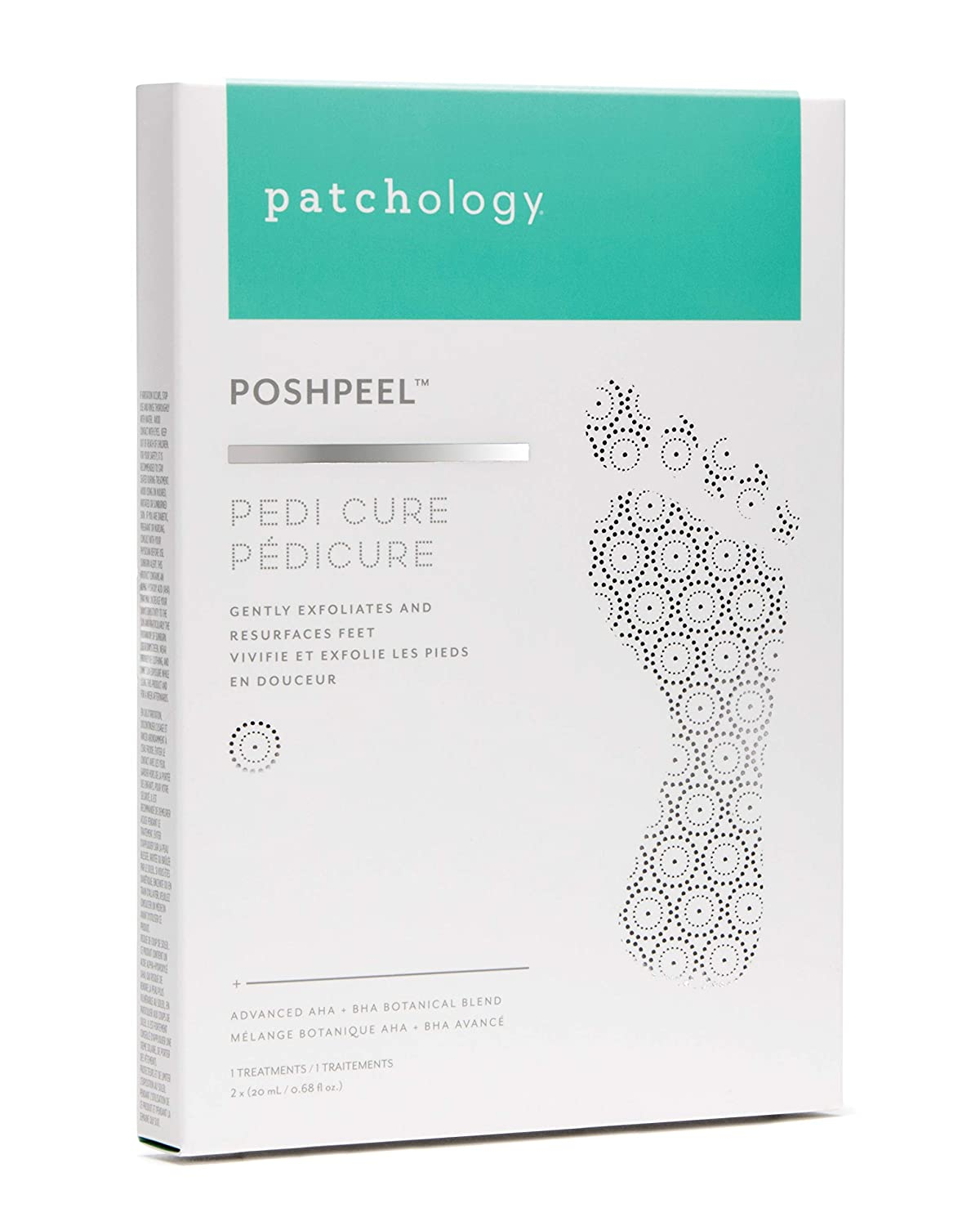 Patchology Intensive Foot Peel Treatment