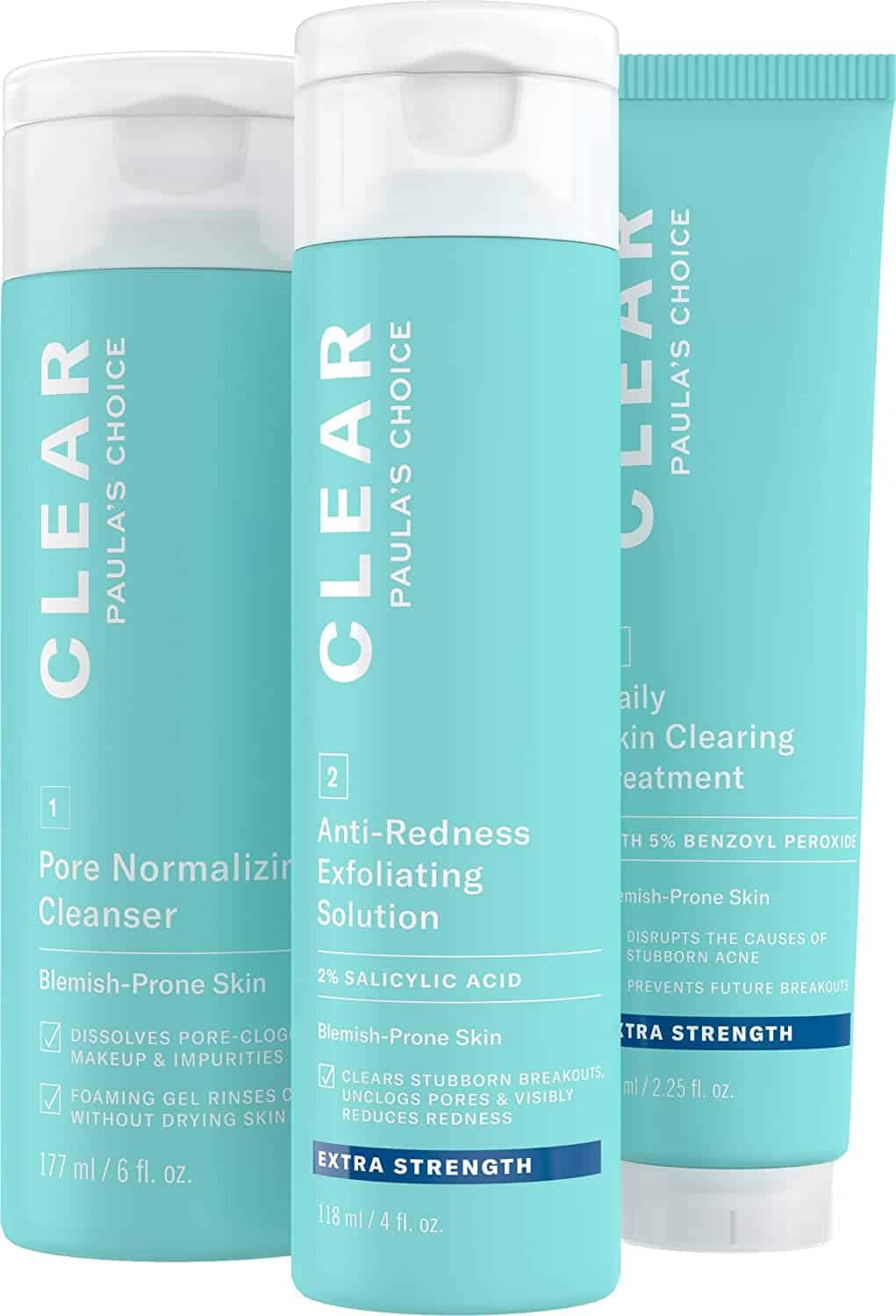 Paula's Choice CLEAR Regular Strength Acne Travel Kit