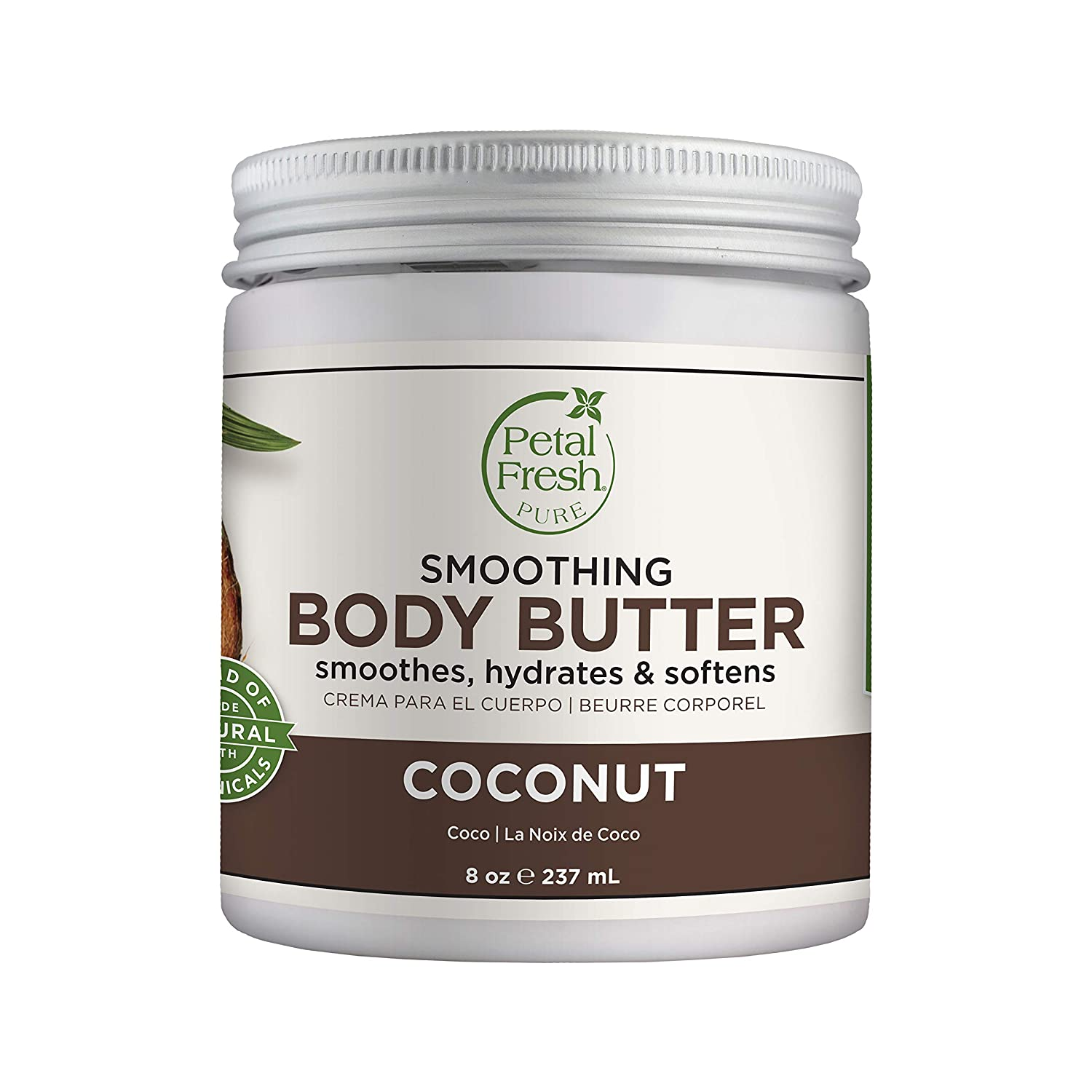 Petal Fresh Pure Smoothing Coconut Body Butter