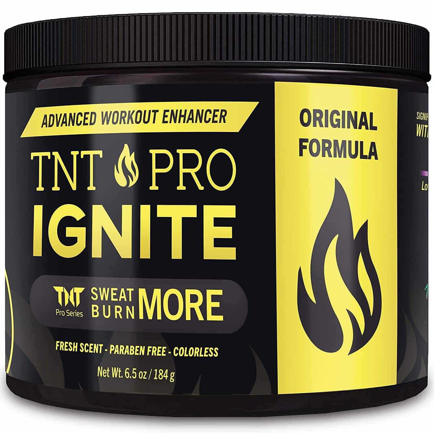 TNT Pro Series Fat Burning Cream for Belly