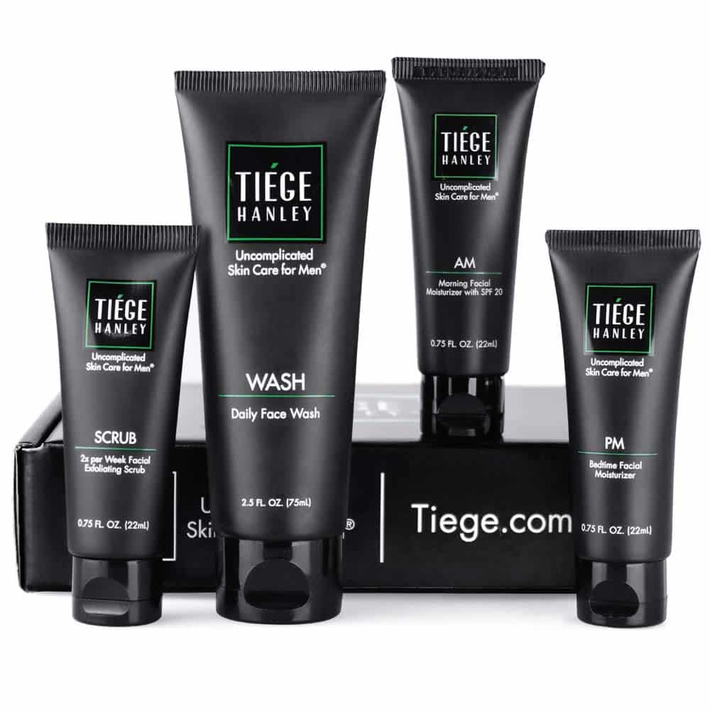 Tiege Hanley Men's Skin Care Set