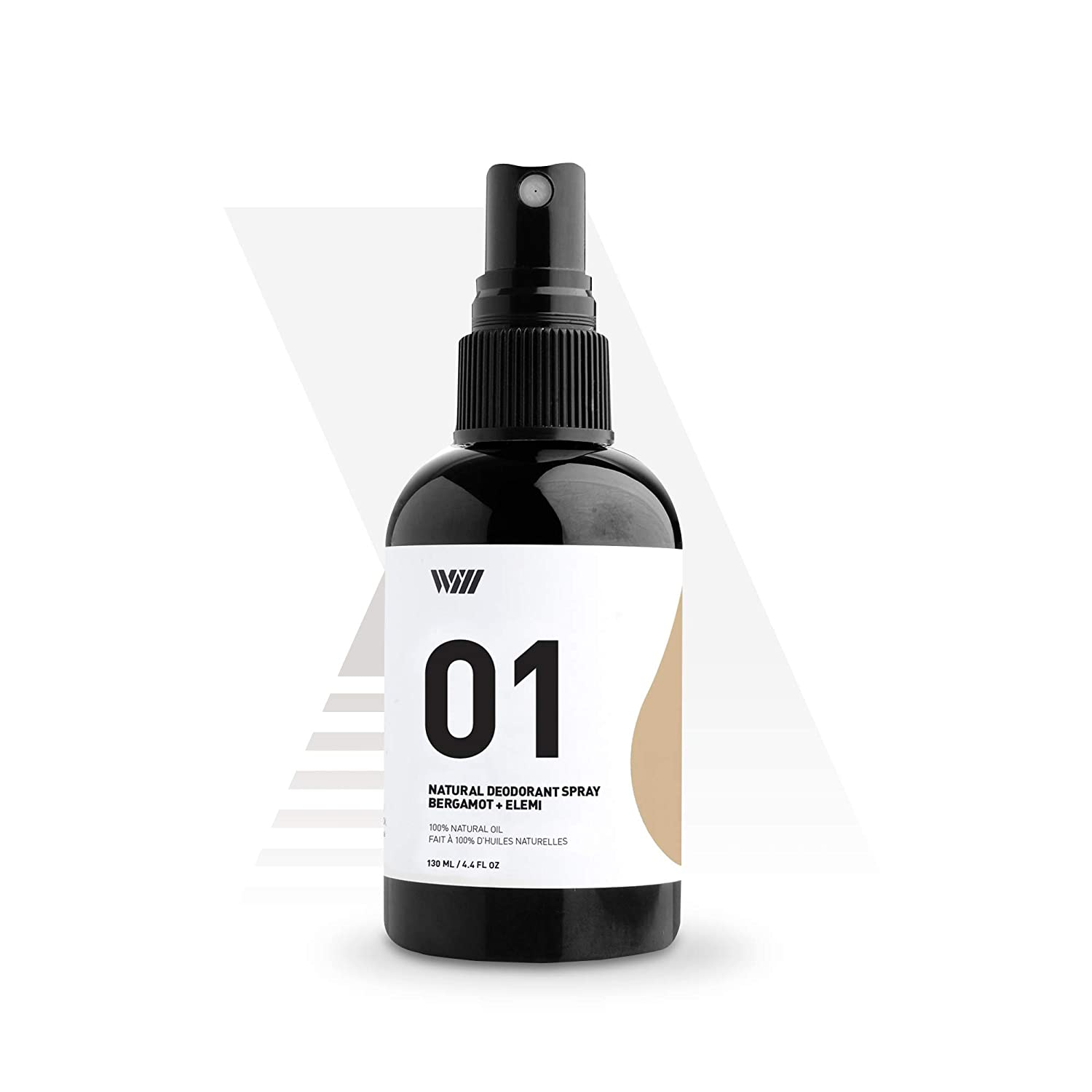Way of Will Store 01 Natural Deodorant Spray
