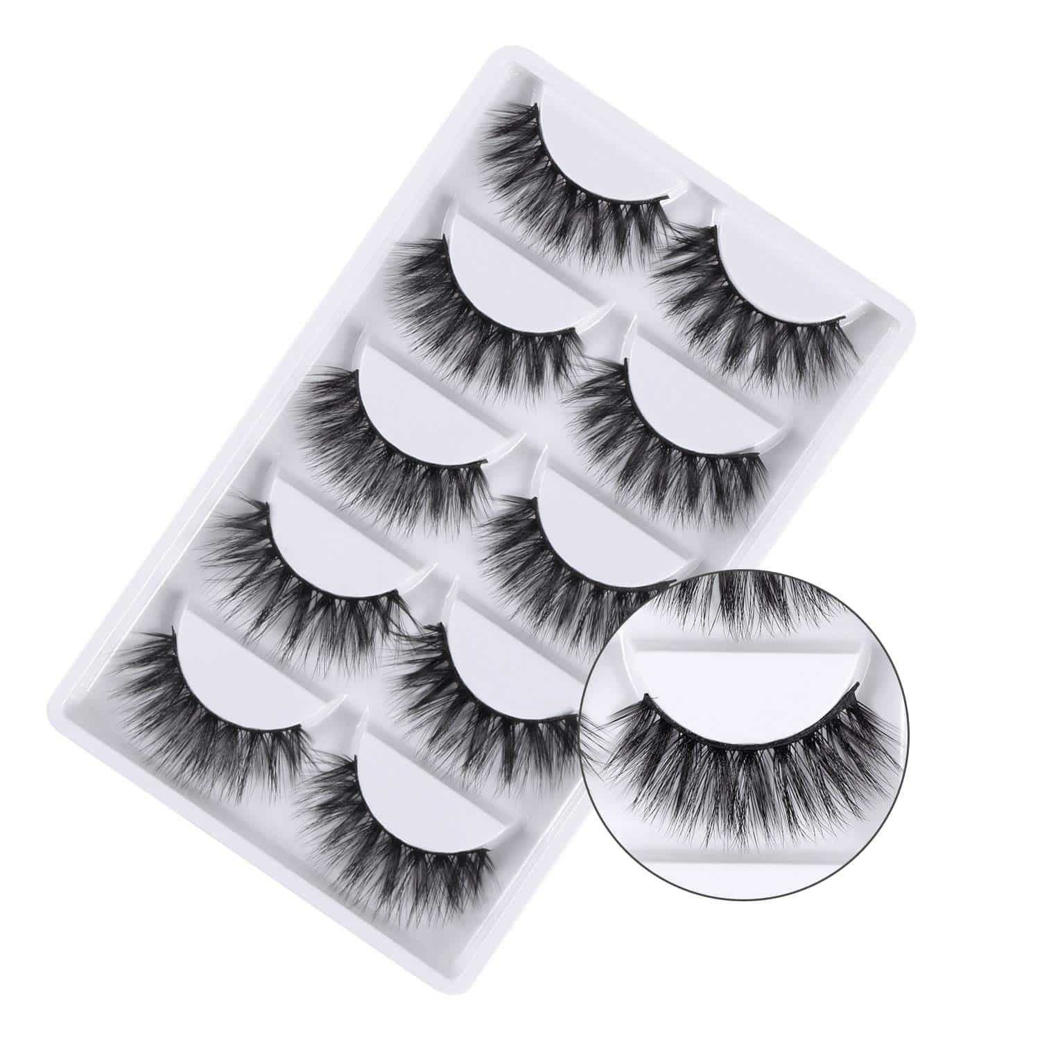 EVERMARKET 3D False Eyelashes