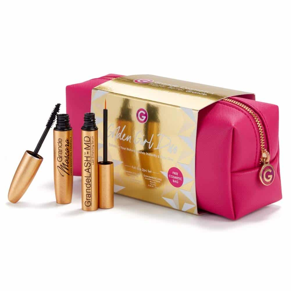 Grande Cosmetics Golden Girl Duo Set