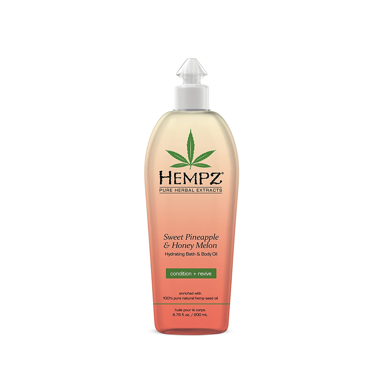 Hempz Hydrating Bath Oil