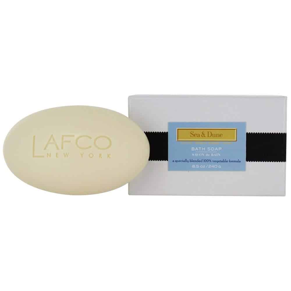 LAFCO New York Ultra Hydrating Natural Scented Bar Soap