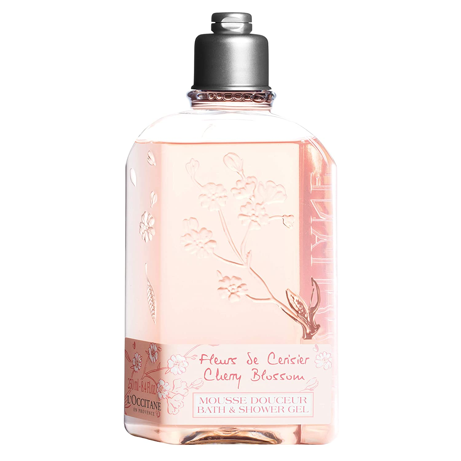 L'Occitane Cherry Blossom Bath and Shower Gel