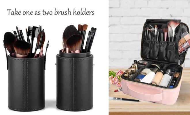 Makeup Travel Cases & Holders