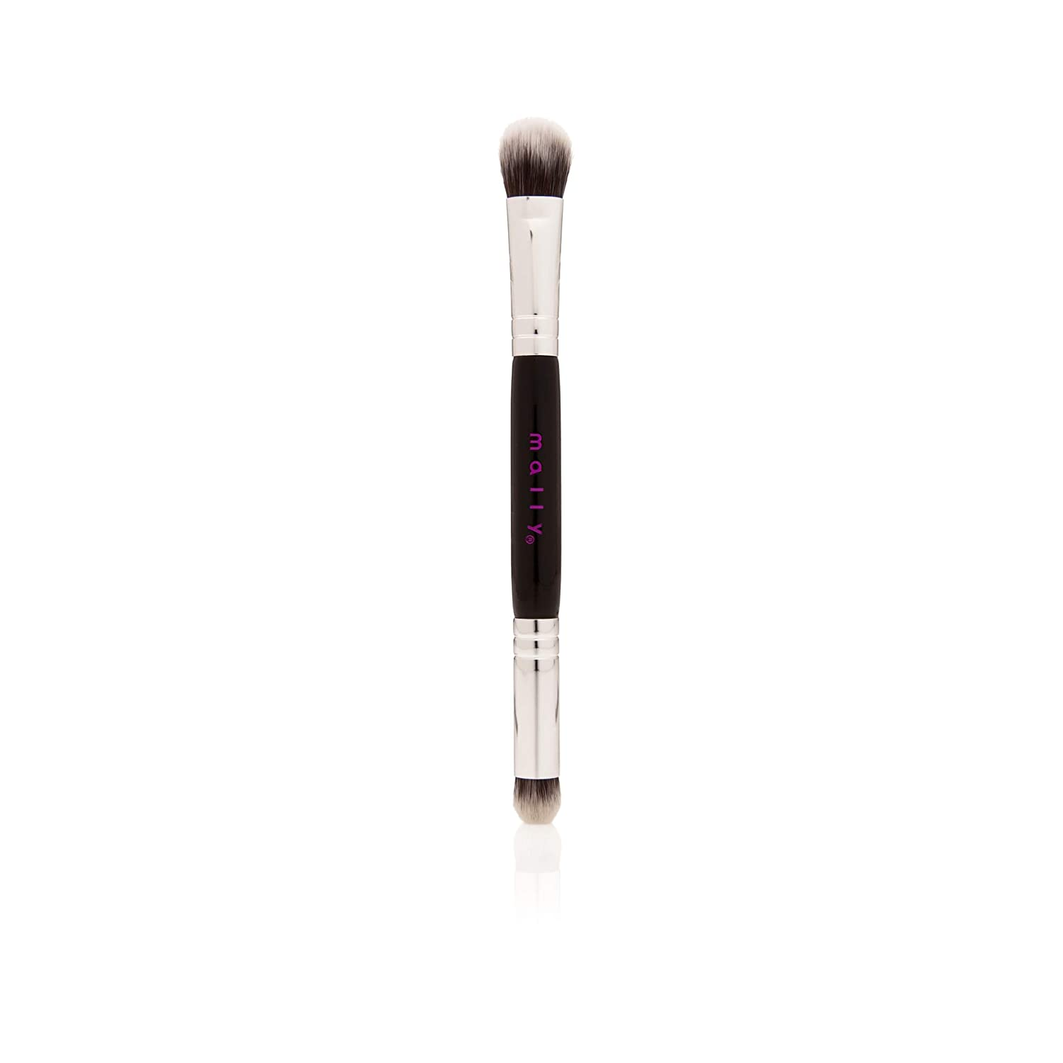 Mally Beauty Double-ended Eyeshadow Brush