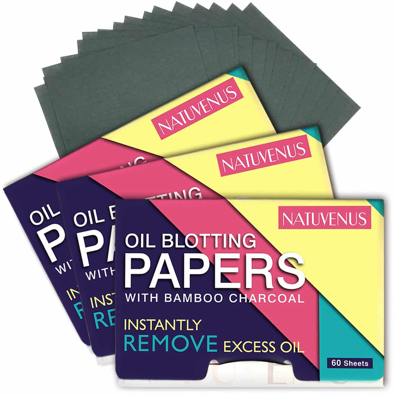 Natuvenus Oil Blotting Papers