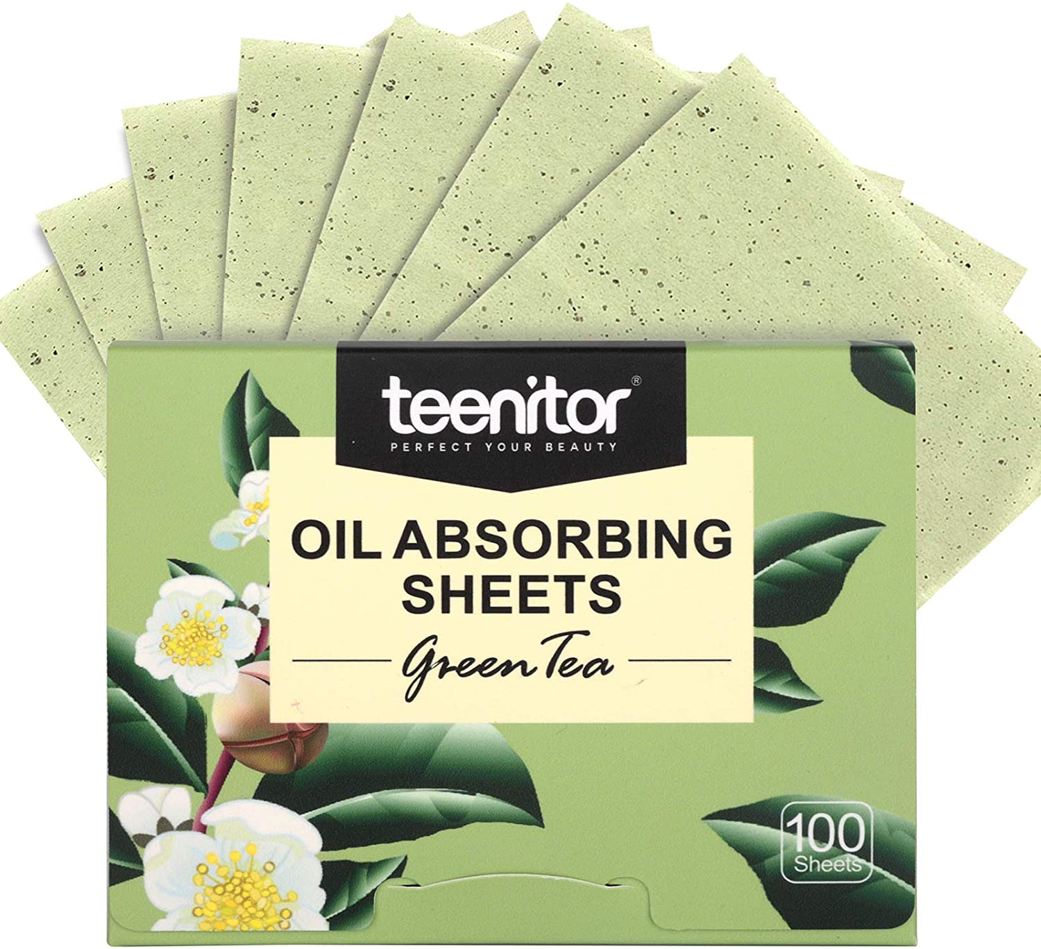 Teenitor Oil Blotting Sheets