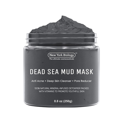New York Dead Sea Mud Mask for Face and Body