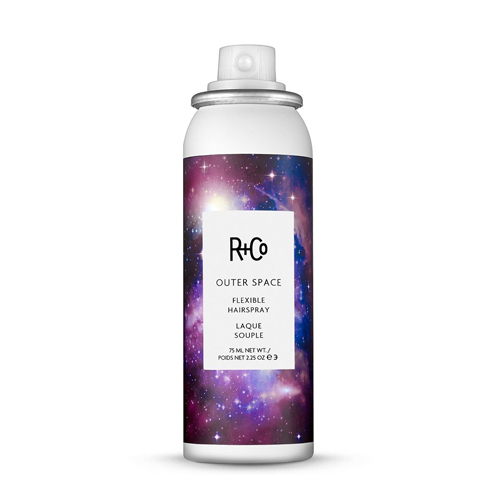R + Co Outerspace Flexible hairspray