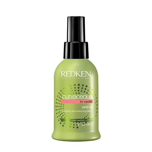 Redken Curvaceous Wind-Up Texturizing Spray