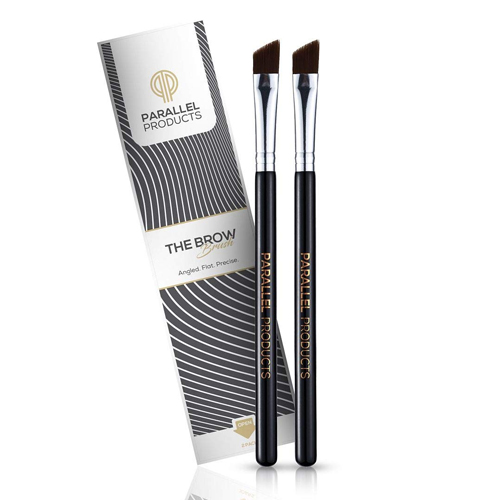 Parallel Products Premium Angled Brow Brush